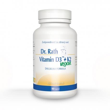 Dr. Rath Vitamin D3™ + K2